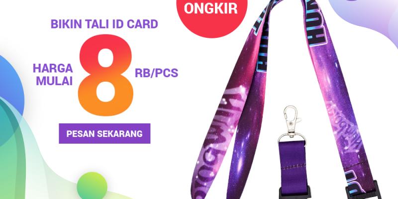 Bikin tali id card
